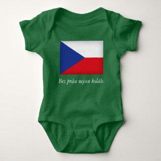 Prague Czech Baby Onsie Kolace Baby Bodysuit