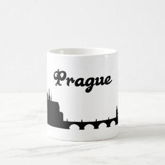 Prague Czech Republic Landmark Gift Mug