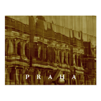 Prague Czech Republic Postcards