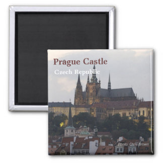 Prague Czech Republic Travel Photo Souvenir Magnet