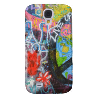 Prague Graffiti Galaxy S4 Case