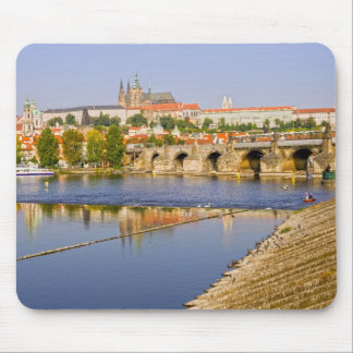 Prague in Czech Republic Mouse Mat