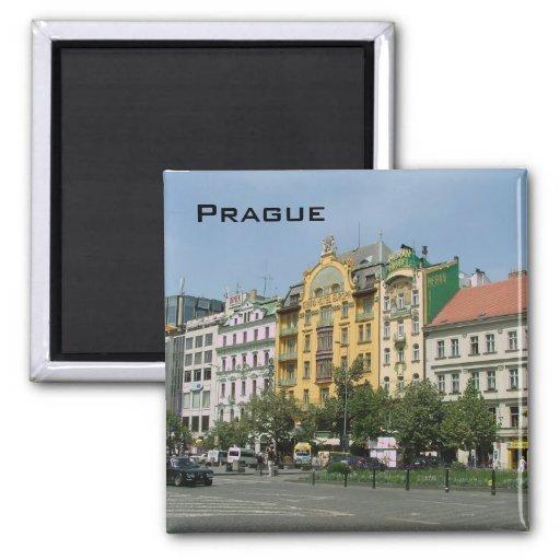 Prague Refrigerator Magnets