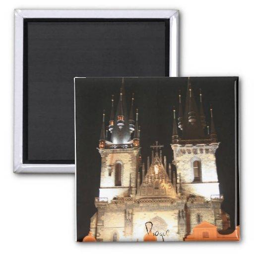 Prague, Fridge Magnet