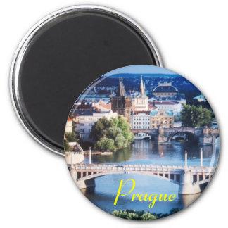 Prague magnet
