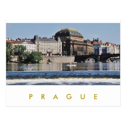 Prague – National Theatre