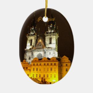 Prague Ornament Our Lady of Tyn