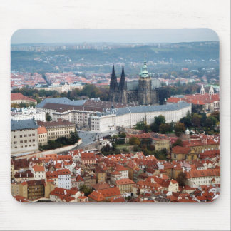 Prague Pad Mouse Mat
