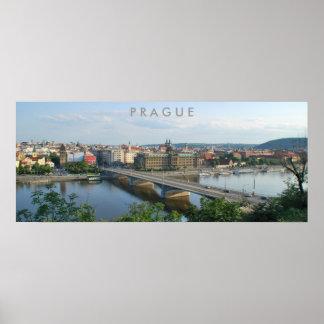 Prague Poster