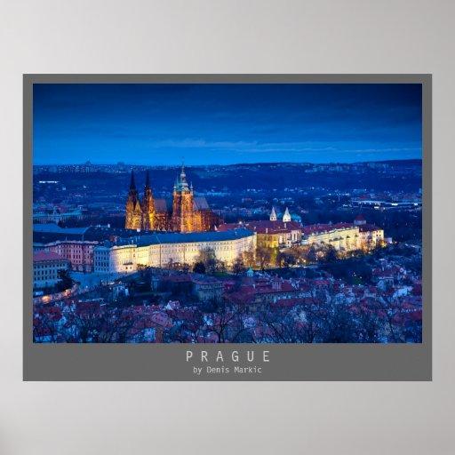 Prague Posters