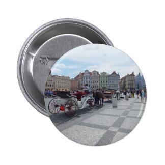 Prague / Praha custom button