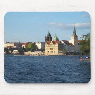 Prague / Praha custom mousepad