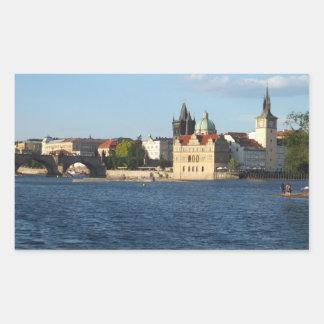 Prague / Praha custom stickers