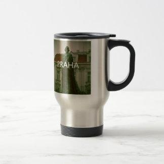 Prague - Praha Stainless Steel Travel Mug