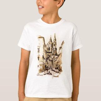 Prague - St Nicholas Church T-Shirt