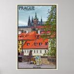 Prague - St Vitus Cathedral Print