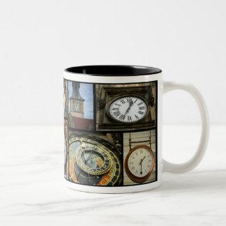 Prague Time Two-Tone Mug
