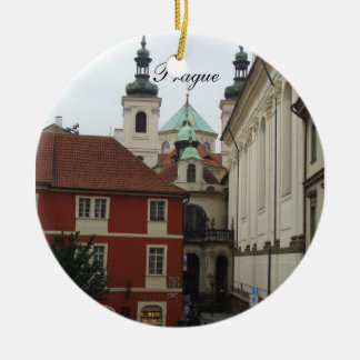 Prague Travel Ornament