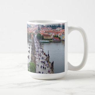 Prague View Coffee Mug