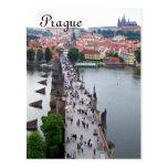 Prague View Postcards