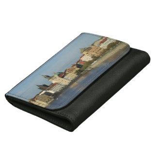 Prague Wallet Medium Black