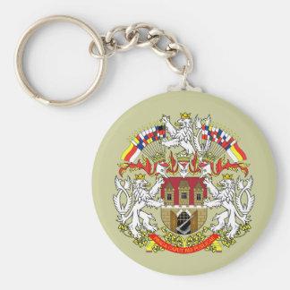 Praha, Czech Key Ring