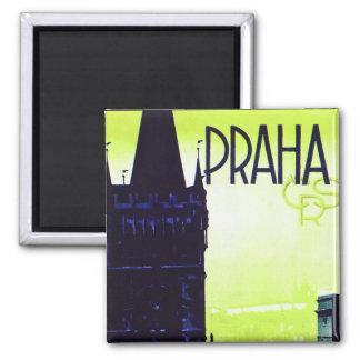 Praha Fridge Magnets