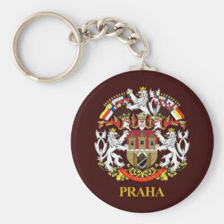 Praha (Prague) Key Ring