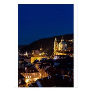 Praha - Prague Postcard