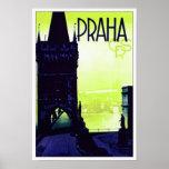 Praha (Prague) Print