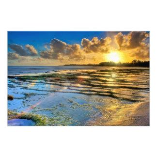 Praia de Wimbe Fotografias