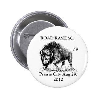 Prairie City Ride Commemorative Button