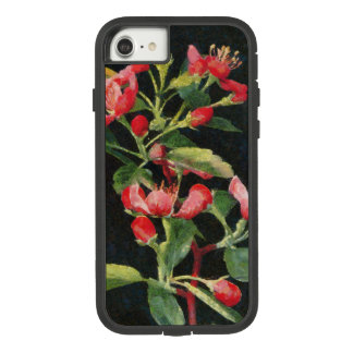 Prairie Crabapple Black and Pink Floral Pretty Case-Mate Tough Extreme iPhone 8/7 Case