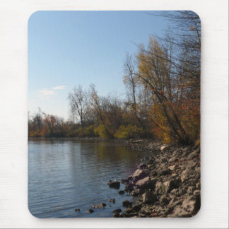 Prairie Creek Autumn Mouse Pad