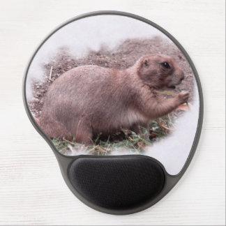 Prairie Dog 02 Gel Mouse Mat