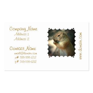 Prairie Dog Business Cards