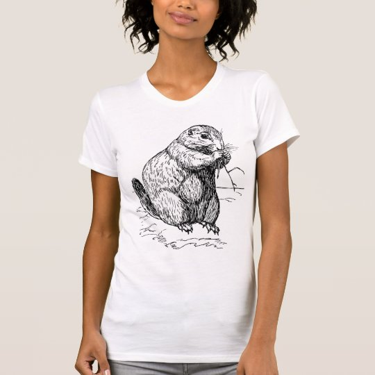 Prairie Dog / Groundhog Shirt