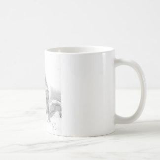 prairie dog pencil drawing coffee mugs