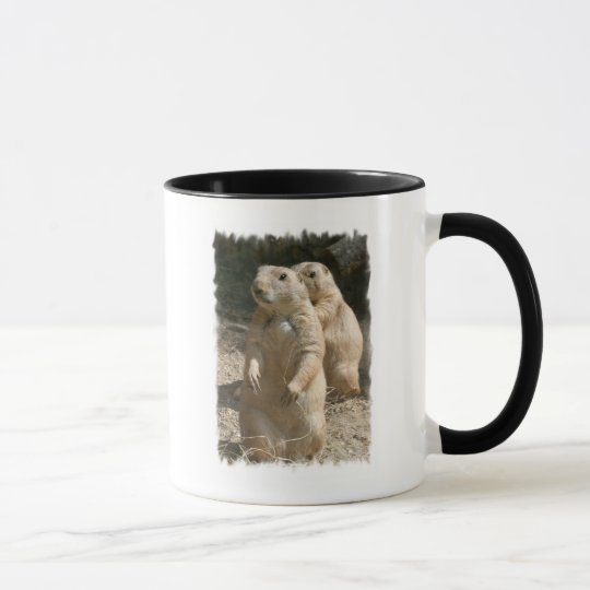 Prairie Dog Photo Coffee Mug