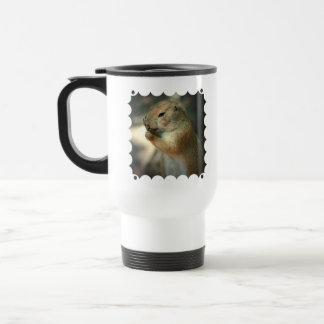 Prairie Dog Plastic Travel Mug