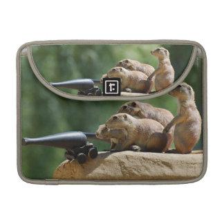 """Prairie Dog Soldiers 13"""" MacBook Sleeve"""