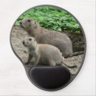 Prairie Dogs 04 Gel Mouse Pad