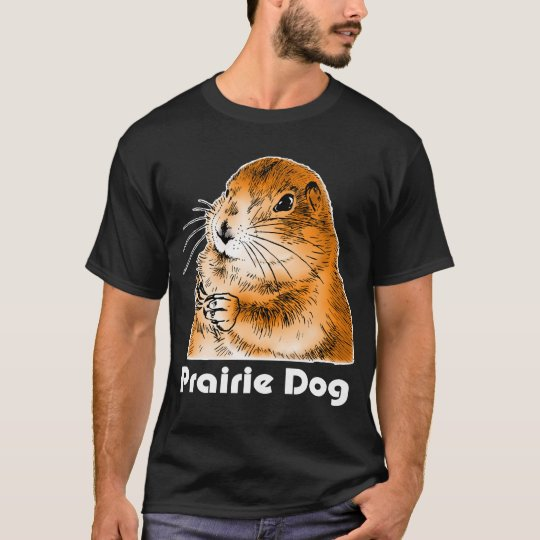 prairie dog's face (2) T-Shirt