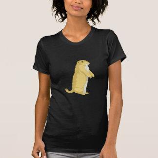 Prairie Dogs Marmots Ground Squirrels T-shirts