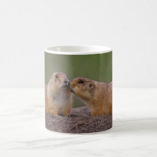 Prairie Dogs Coffee Mugs