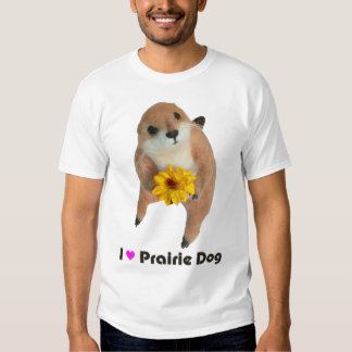 prairie dog's stuffed toy t-shirt