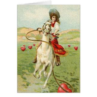 Prairie Hearts 1 Card