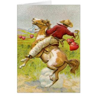 Prairie Hearts 3 Card