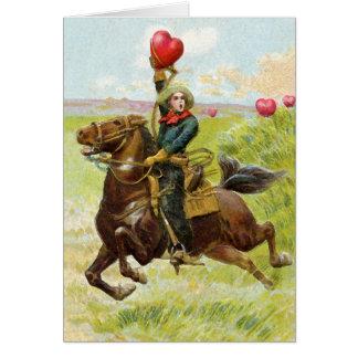 Prairie Hearts 4 Card