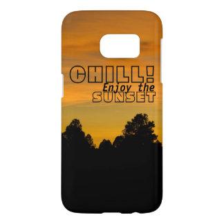 Prairie Hills At Sunset
